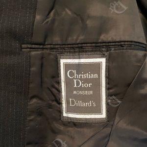 Men's Christian Dior Suit
